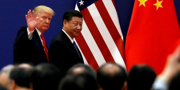 """Résultat de recherche d'images pour """"conflitcommercial sino-américain"""""""