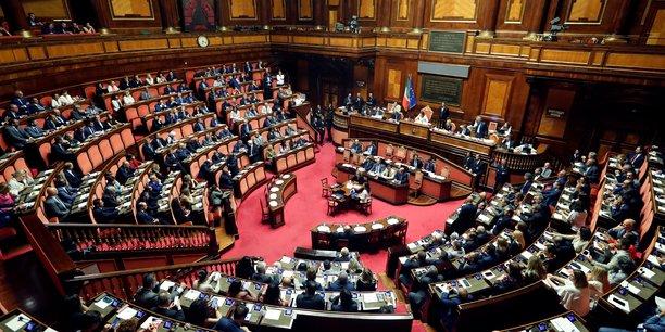 Italie: le debat sur la motion de defiance fixe au 20 aout[reuters.com]