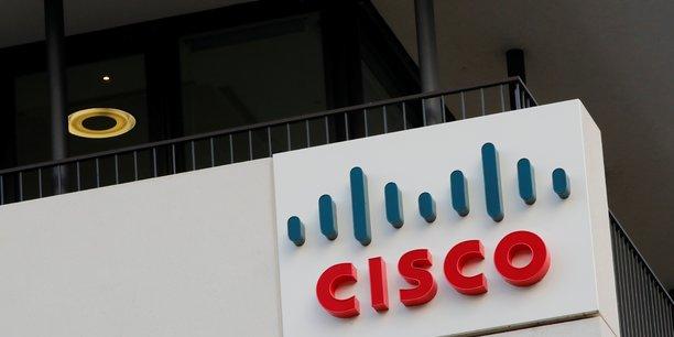 Cisco a suivre  a wall street[reuters.com]