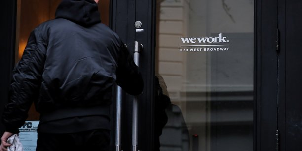 Wework creuse ses pertes au 1er semestre[reuters.com]