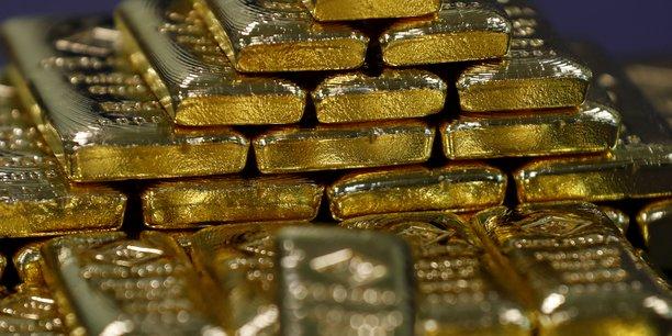 La chine reduit fortement ses importations d'or[reuters.com]