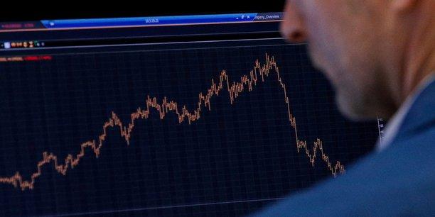 La bourse de new york finit en forte baisse[reuters.com]