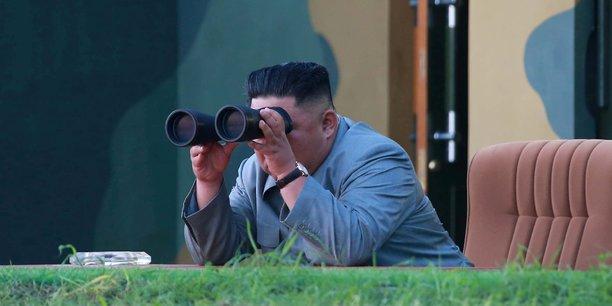 Pyongyang tire de nouveaux projectiles, rejette tout dialogue avec seoul[reuters.com]