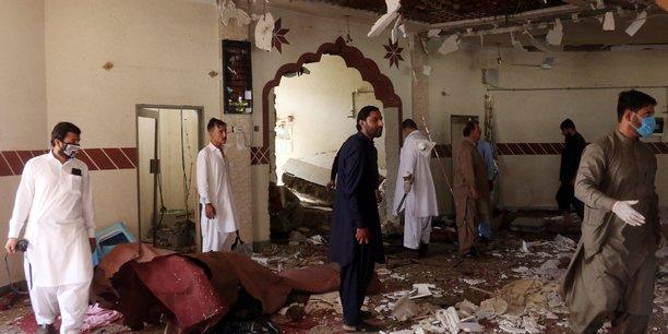 Explosion dans une mosquee au pakistan[reuters.com]