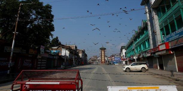 Cachemire: le conseil de securite contre les mesures unilaterales[reuters.com]