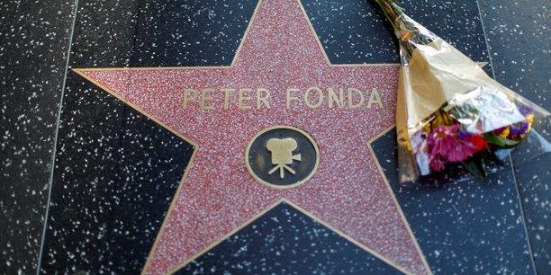 Deces de l'acteur americain peter fonda a l'age de 79 ans[reuters.com]
