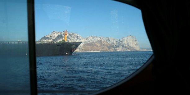 Gibraltar rejette la demande us de saisie du petrolier iranien grace 1[reuters.com]
