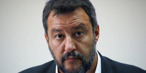 Italie: salvini n'est plus un partenaire credible, juge le m5s[reuters.com]