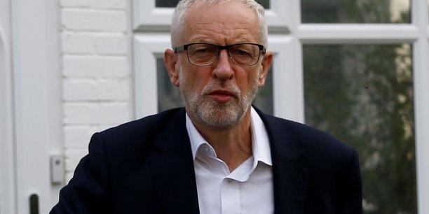 Corbyn va reunir les partis d'opposition hostiles a un brexit sans accord[reuters.com]