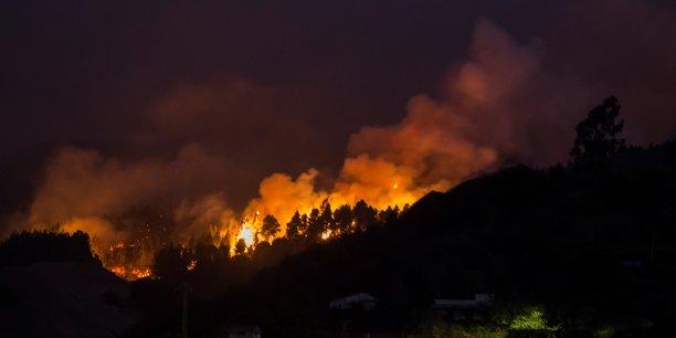 Incendie a la grande canarie, 8.000 personnes evacuees[reuters.com]