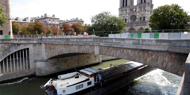 Feu vert a la reprise des travaux de notre-dame de paris[reuters.com]