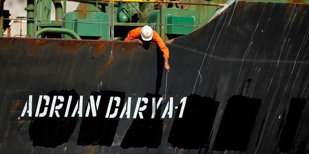 Petrolier iranien: washington a fait part de sa position forte a la grece[reuters.com]