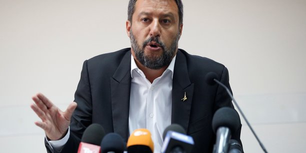 Salvini veut un budget de 50 milliards d'euros[reuters.com]