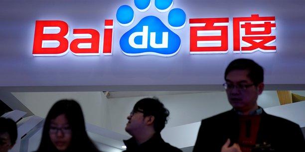 Baidu a suivre a wall street[reuters.com]