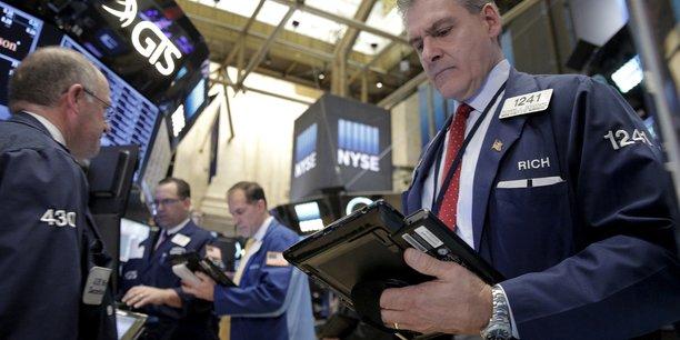 La bourse de new york ouvre en legere baisse[reuters.com]