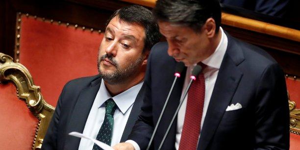 Crise politique à l'italienne : Conte annonce la démission du gouvernement