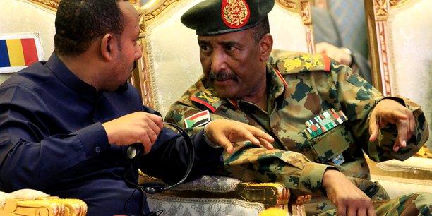 Le soudan s'est dote d'un conseil souverain charge de la transition[reuters.com]