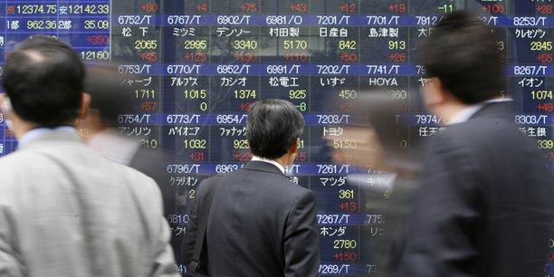 Les marches japonais finissent en baisse[reuters.com]
