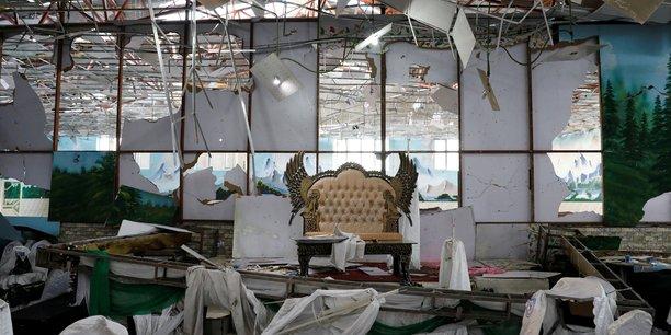 Le bilan de l'attentat de samedi a kaboul passe a 80 morts[reuters.com]
