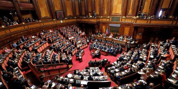 Italie: le parti democrate pret a former une coalition[reuters.com]