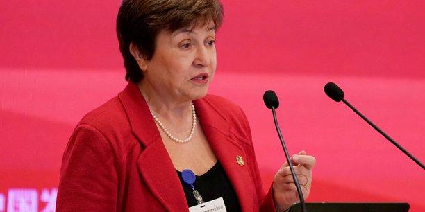 Le fmi pour la suppression de la limite d'age pour gueorguieva[reuters.com]