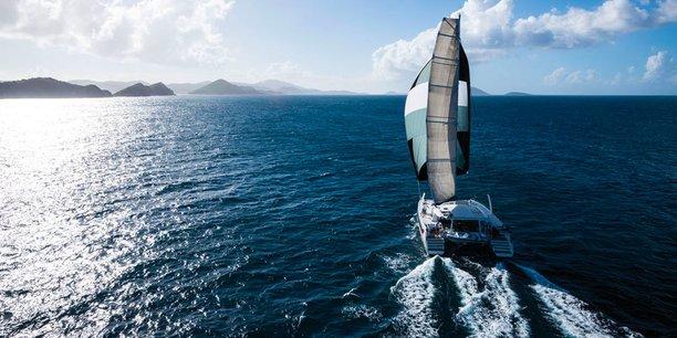 Un catamaran hauturier de Catana Group