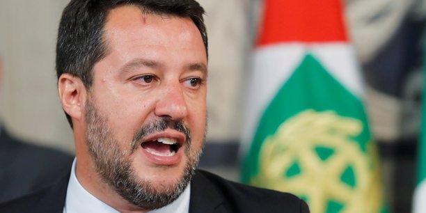 Salvini laisse la porte ouverte a une nouvelle alliance avec le m5s[reuters.com]