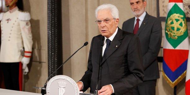 Mattarella accorde un delai supplementaire aux partis[reuters.com]