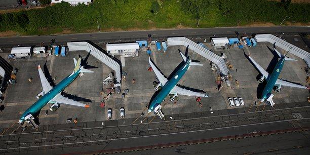 Boeing veut produire 52 b737 par mois en fevrier 2020[reuters.com]