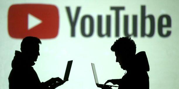 Youtube desactive des comptes en lien avec la contestation a hong kong[reuters.com]