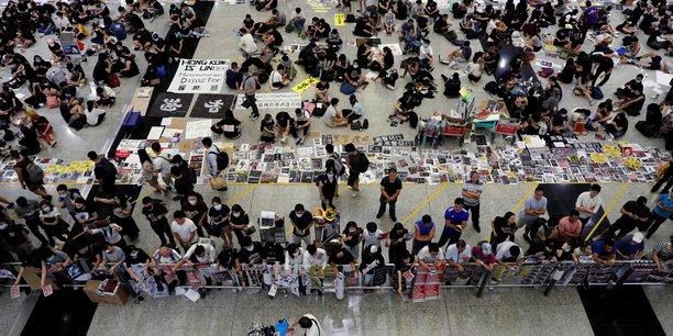 Hong kong se prepare a de nouvelles manifestations[reuters.com]