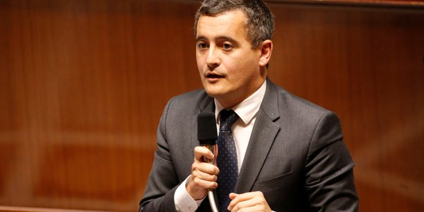 Gérald Darmanin, ministre de l'Action et des Comptes publics, dit vouloir créer une liste noire des plateformes en ligne non-collaboratives en matière de fiscalité.