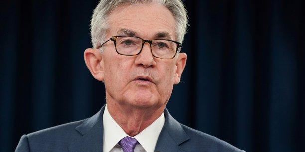Powell: la situation us favorable, la fed agira de maniere appropriee[reuters.com]