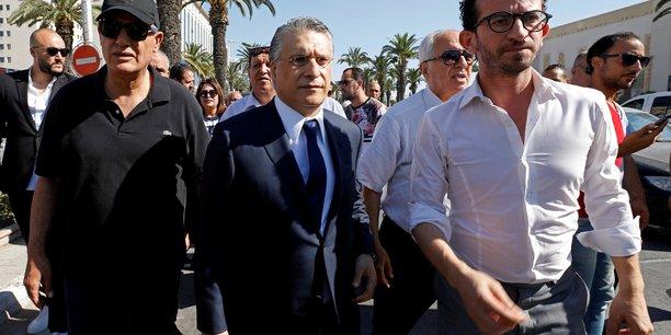Tunisie: un candidat a la presidentielle arrete pour fraude fiscale[reuters.com]