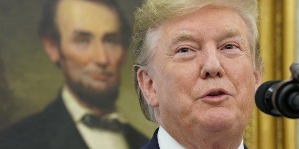 Trump durcit les droits de douanes sur les produits chinois[reuters.com]