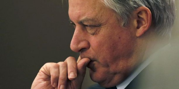 le gouverneur de la Banque de France Christian Noyer. Copyright Reuters