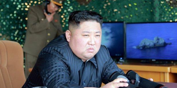 Kim jong-un a supervise les derniers essais de missiles nord-coreens[reuters.com]