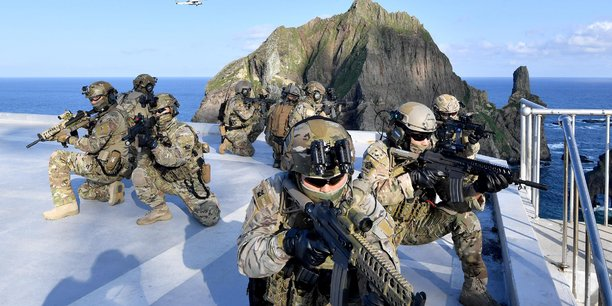 Seoul debute des exercices militaires sur fond de tensions avec tokyo[reuters.com]