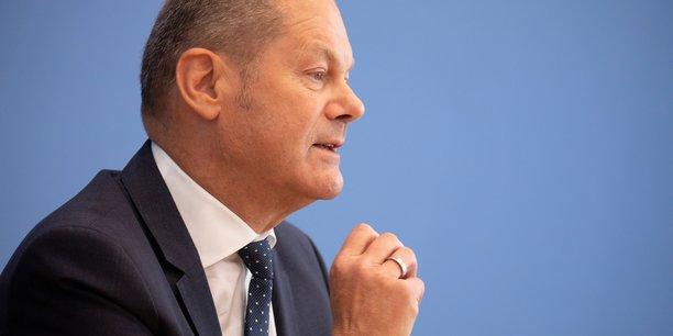 Allemagne: le projet d'impot sur la fortune soutenu par scholz, selon la presse[reuters.com]