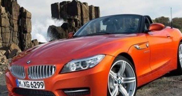 BMW Z4 restylé  Copyright BMW
