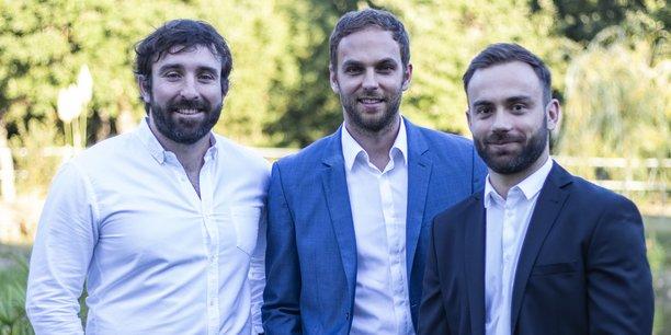 Damien Catala, Hugo Cariat et Sylvain Gomez, veulent devenir un acteur important de leur secteur dans le grand sud-ouest.
