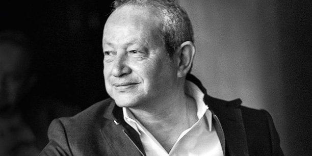 Naguib Sawiris veut miser une part de sa fortune dans les mines d'or et de cuivre de son pays, l'Egypte.