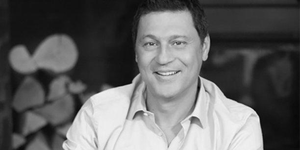 Frédéric Batlle, P-dg de Angelys Group.