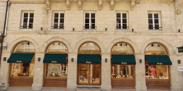 Une boutique Bexley, ici à Bordeaux.