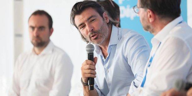 Maximilien Pellegrini, DG délégué de Suez Eau France.
