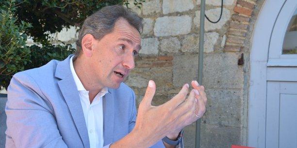 Vincent Feltesse s'inscrit dans une double candidature en 2020 : à la mairie de Bordeaux et à la Métropole
