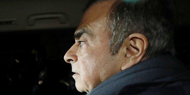 Carlos Ghosn devra répondre de quatre chefs d'accusation.