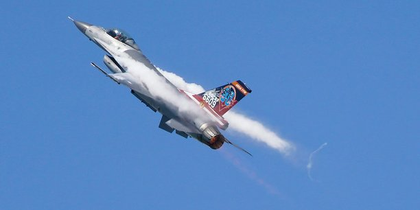 66 nouveaux F-16 voleront dans le ciel taïwanais
