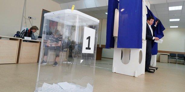 Les russes aux urnes pour des regionales tres observees[reuters.com]