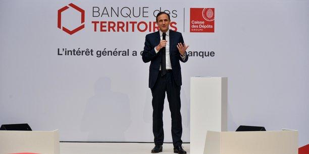 « Cet argent va concrètement dans les territoires », insiste son directeur général Olivier Sichel.